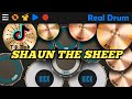 Dj Shaun The Sheep Remix Tiktok Viral Real Drum Cover  Mp3 - Mp4 Download