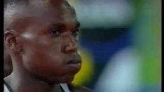 Wilson Kipketer 800m world record 1:41.24