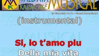 In Ginocchio Da Te Gianni Morandi Karaoke
