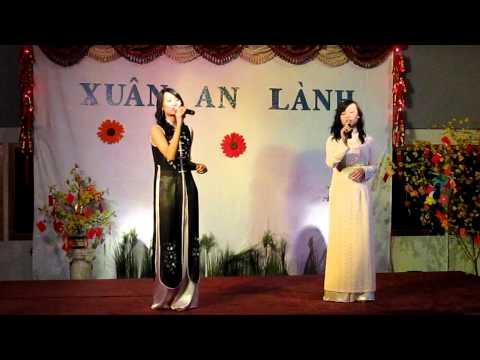 Đón Xuân- Thy Thy - Ly Ly