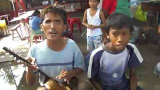 Repeat youtube video Garbage Boy and  Blind Man with Amazing Singing Talents- PRICE TAG