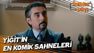 Yiğit'in En Komik Sahneleri - Kardeş Payı