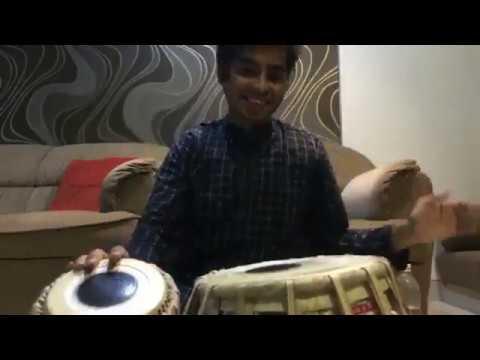 Young Tabla Maestro Ishaan Ghosh | Tabla Solo Recital In Teen Taal |