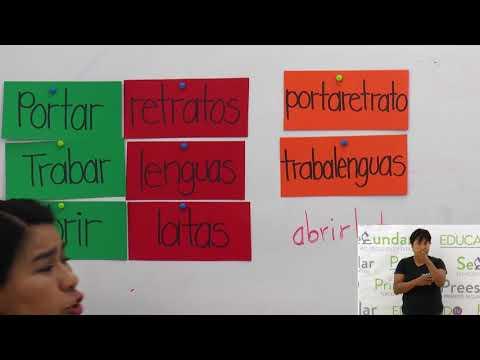 Primaria  3º y 4º Clase: 162  Tema: Palabras compuestas