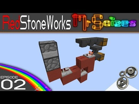 Minecraft, Tileable 1 for 1 Trading Station (Junk Proof) :: RedStoneWorks :: Ep 2