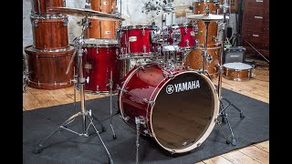 Yamaha Stage Custom Birch Shell Pack - Drummer's Review