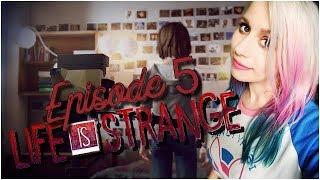 LIFE IS STRANGE fr  #5  UNE NUIT DANS L