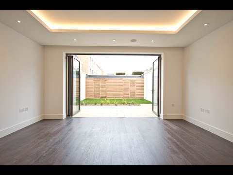 Rainsborough Square Video Tour of 3 bedroom Townhouse, Fulham, London, SW6