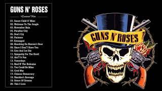 Baixar Guns N' Roses Greatest Hits Full Album 2017   The Best Songs Of Guns N' Roses