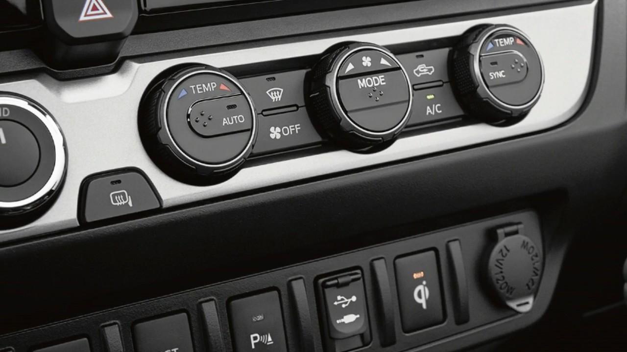 2017 Toyota Tacoma Interior Review You