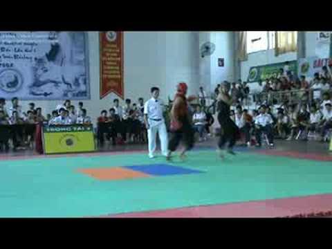 64kgVo co truyen Vietnam-Vietnam traditional martial arts KO