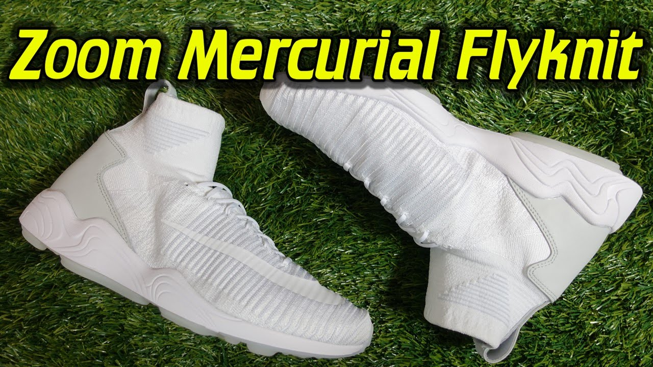 Nike Zoom Mercurial Flyknit (Superfly 5 Sneakers) - Review + On Feet -  YouTube