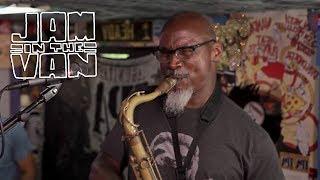 "THE GREYBOY ALLSTARS - ""John's Cage"" (Live at High Sierra Music Festival 2017) #JAMINTHEVAN"