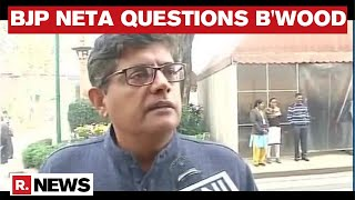 BJP's Jay Panda Urges Bollywood To Renounce Celebrities With 'Verifiable ISI, Pakistan Links'