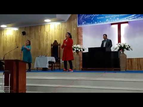 Vahdeikim le anao @ KBC Centre Church KPI NEW Year celebration 2018