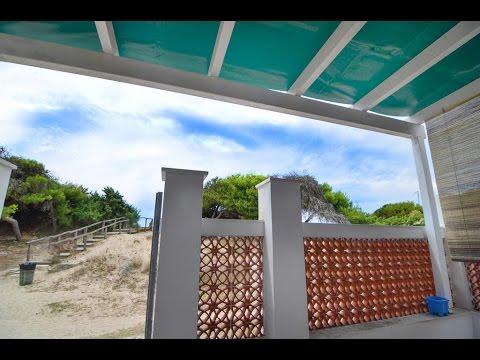 Casa vacanza ida 2d sulla spiaggia di punta prosciutto for Piani casa sulla spiaggia