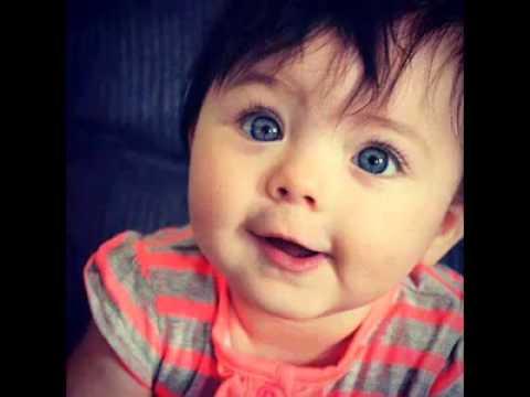 Cute Muslim Baby Wallpapers Petite Fille De 2ans R 233 Cite Bizarrement Le Coran Youtube