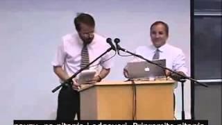 Debata o evoluciji: Kent Hovind vs Michael Shermer