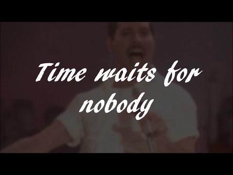 'Time' - Freddie Mercury (KARAOKE)