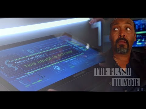 the flash | this house is bitchin' [humor s4]