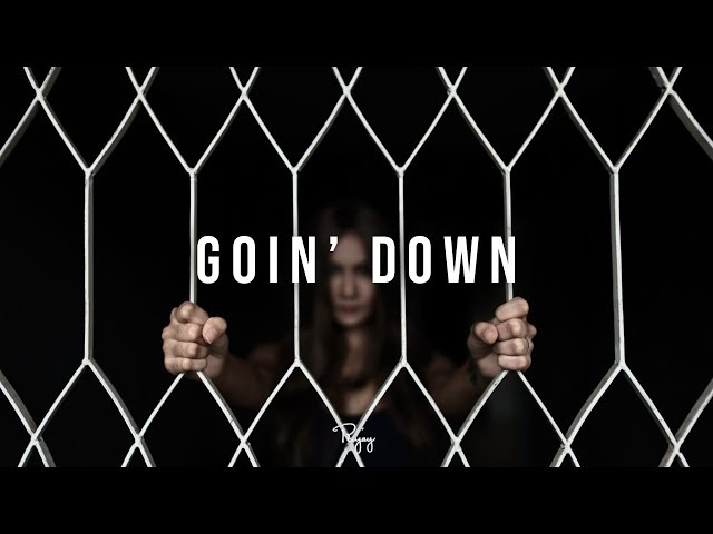 """Goin' Down"" - Bouncy Rap Beat | Free R&B Hip Hop Instrumental Music 2018 | RB Keys #Instrumentals"