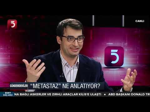 Metastaz - Barış Terkoğlu- Barış Pehlivan / Çağlar Cilara ile Gündemdekiler / 09.02.2019