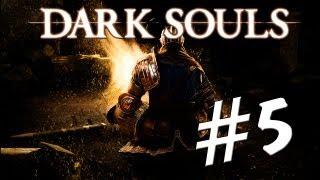 """Dark Souls: """"Кирк из канализации!"""" - Часть 5"""