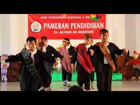 Tokecang: Gerak & Lagu Sunda (SD Moestopo Bandung)