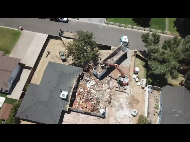 MSH Monterey 2 Demolition