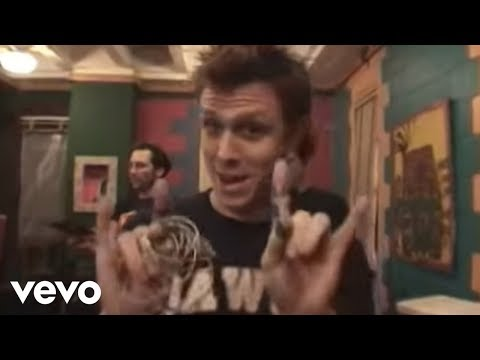 Sum 41 - Over My Head (Better Off Dead) (Official Music Video)
