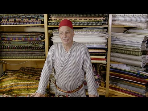 Voices of Jerusalem: A Textile Merchant in the Old City