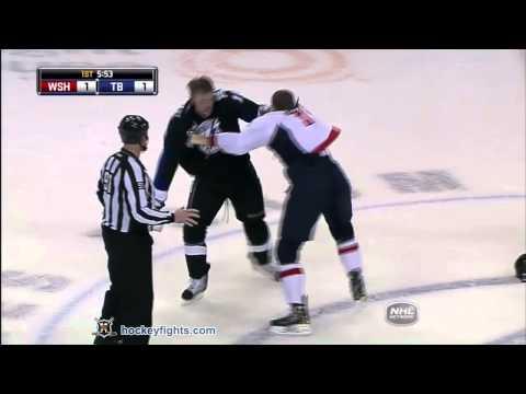 Matt Bradley vs Adam Hall Feb 4, 2011