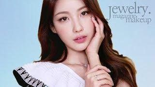 쥬얼리 화보st 메이크업 Jewelry Magazine st. Makeup l 이사배(Risabae Make…