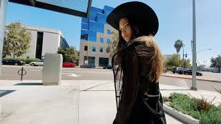 iphone 11 pro max Fashion Film Model Kiana Kaye