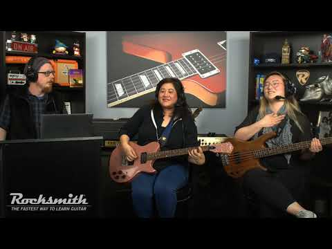 Rocksmith Remastered - Roxette Song Pack - Live from Ubisoft Studio SF
