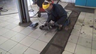 Установка пламегасителя, замена гофры на  Audi A4. Установка пламегасителя в СПБ(, 2014-04-07T07:21:25.000Z)