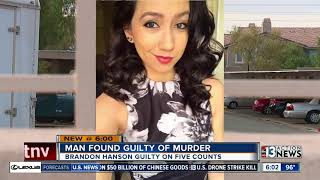 Man found guilty in woman's August 2017 death