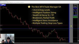 Best MT4 Trade Manager EA | The Forex Army