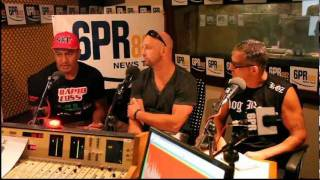 "Soa ""The Hulk"" Palelei - 882 6PR Perth Interview"