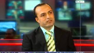 Talking to BBC ArabicTV on pre elections situation, 17Aug 2009.