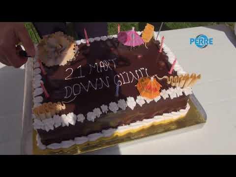 Down Sendromu Farkındalık Günü Kutlandı