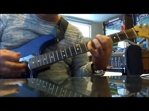 Judas Priest Pain and pleasure guitar cover. mp3