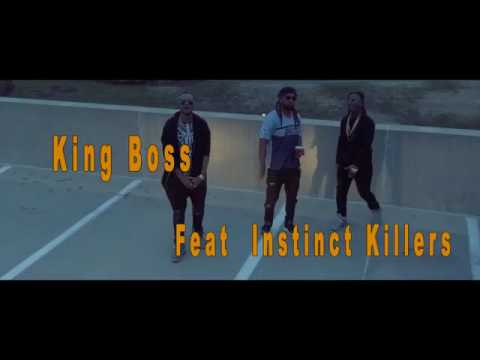Instinct Killer ft King Boss - Djentolan (Official Sierra Leone Music Video 2017)