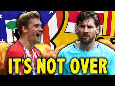 Will Atletico Madrid SHOCK Barcelona In La Liga Title Race?! | Euro Round-Up