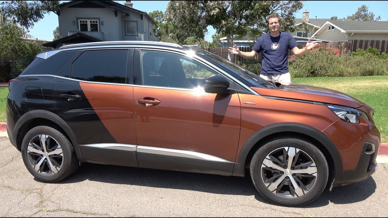 Garage Peugeot Dinan The Peugeot 3008 Is The Weird Crossover You Can T Have Doug