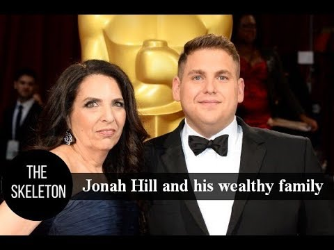 Jonah Hill and his wealthy family