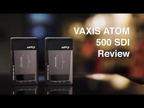 The Vaxis video transmitter everyone should own! | Vaxis ATOM 500 SDI Review