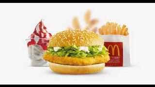McDonald's запрет на видео съёмку №2