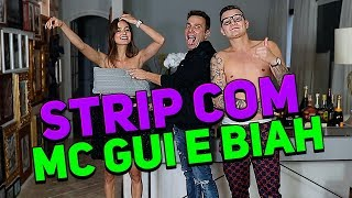 STRIP COM MC GUI E BIAH | #HottelMazzafera