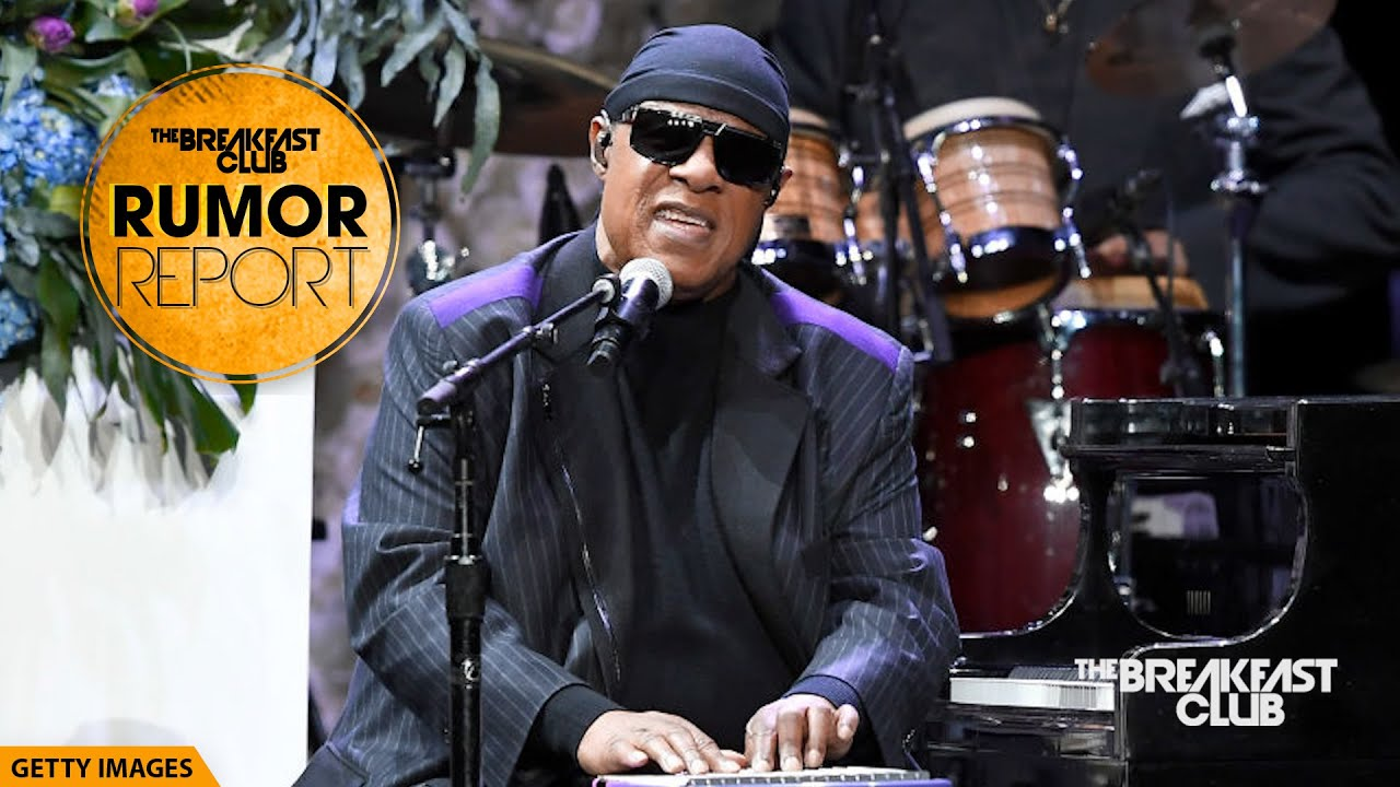Stevie Wonder Reveals He's Leaving Motown After 60 Years